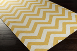 Surya Frontier FT-453 Gold/Ivory Closeout Area Rug - Fall 2015