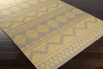 Surya Frontier FT-550 Gold/Taupe Closeout Area Rug - Spring 2015