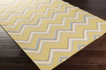 Surya Frontier FT-597 Gold/Light Grey/Grey Closeout Area Rug - Fall 2015