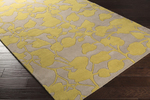 Surya Goa G-5121 Gold/Light Grey Closeout Area Rug - Spring 2015