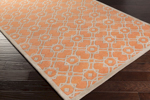 Surya Goa G-5149 Coral/Light Grey Closeout Area Rug - Fall 2015