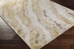 Surya Gemini GMN-4035 Ivory/Butter/Gold Area Rug