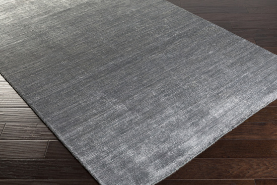 Surya Haize Haz 6010 Light Grey Area Rug