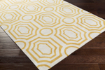 Surya Hudson Park HDP-2101 Gold/Ivory Closeout Area Rug