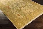 Surya Hillcrest HIL-9020 Butter/Olive/Tan Closeout Area Rug - Fall 2015