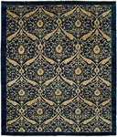 HRI Serenity HP-195 Blue Closeout Area Rug