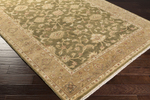 Surya History HST-7000 Mocha/Gold/Olive Closeout Area Rug - Spring 2015