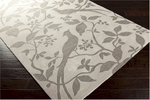 Surya Impressions IPR-4002 Peach Cream/Taupe Closeout Area Rug - Fall 2015