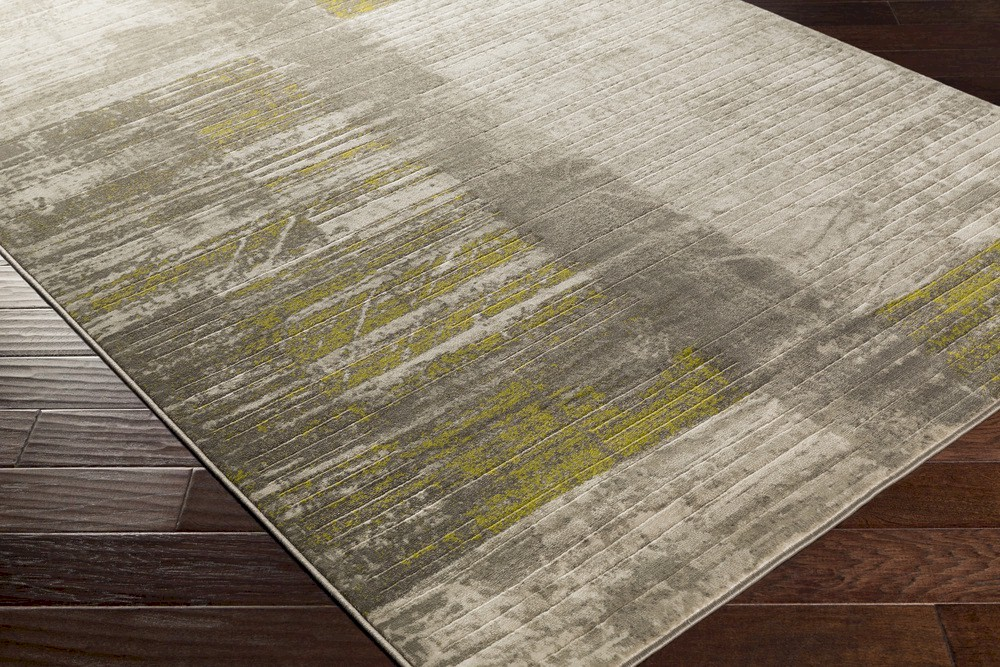 Surya Jax Jax 5011 Light Grey Olive Lime Area Rug