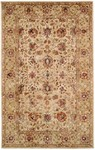 HRI Romance Collection KC-293 Beige Closeout Area Rug