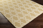 Surya Lucka LCK-2034 Gold/Ivory Area Rug
