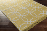 Surya Lagoon LGO-2011 Gold/Ivory Closeout Area Rug