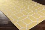 Surya Lagoon LGO-2049 Gold/Ivory Closeout Area Rug