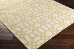 Surya Lagoon LGO-2070 Gold/Ivory Closeout Area Rug