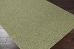 Surya Country Living Liberty LIB-4403 Deep Forest Green/Avocado Closeout Area Rug