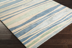 Surya Lighthouse LTH-7030 Beige/Teal/Slate Area Rug