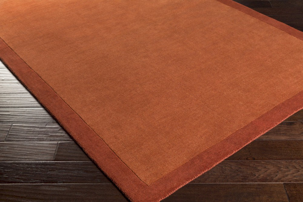 Surya Mystique M 5375 Rust Area Rug