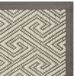 NATUREWEAVE NATKY IVORY/DOVE-B - Nourison offers an extraordinary selection of premium broadloom, roll runners, and custom rugs.