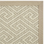 NATUREWEAVE NATKY IVORY/MARBLE-B - Nourison offers an extraordinary selection of premium broadloom, roll runners, and custom rugs.