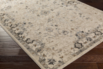 Surya Nova NVA-3031 Charcoal/Beige/Mocha/Light Grey Area Rug
