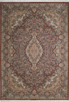Nourison Persian Palace PPL02 Terracotta Area Rug