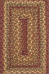 Surya Country Living Provincial PRO-4010 Raw Sienna/Bronze/Red Clay Closeout Area Rug - Spring 2013