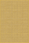 Surya Portera PRT-1053 Gold/Beige Closeout Area Rug - Fall 2015