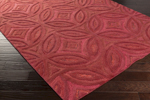 Surya Perspective PSV-42 Plum/Mauve Closeout Area Rug - Fall 2015