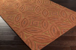 Surya Perspective PSV-44 Rust/Gold/Sienna Closeout Area Rug - Fall 2015