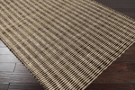 Surya Reeds REED-818 Black Olive/Tan Closeout Area Rug - Fall 2014