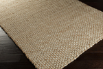 Surya Reeds REED-824 Gold/Ivory Area Rug