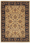 Karastan English Manor 02120-00604 Oxford Ivory Area Rug