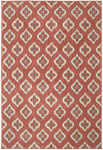 Karastan Pacifica 90486-20038 Briarcliff Coral Closeout Area Rug