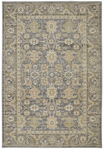 Karastan Pacifica 90616-90082 Voltaire Grey Closeout Area Rug