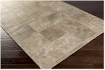 Surya Saddle SAD-6001 Taupe/Tan/Taupe/Taupe Area Rug