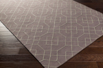 Surya Seabrook SBK-9005 Mauve/Grey Closeout Area Rug