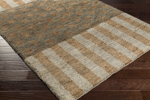 Surya Scarborough SCR-5155 Forest/Mocha/Light Grey Closeout Area Rug