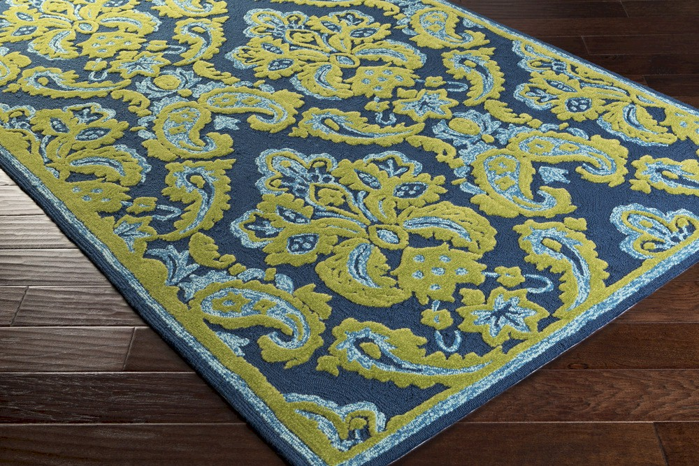 Blue And Lime Green Area Rugs Rug Designs