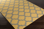 Surya Storm SOM-7752 Gold/Light Grey Closeout Area Rug - Fall 2015