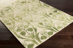 Surya Serafina SRF-2009 Butter/Sea Foam/Forest/Sea Foam Area Rug
