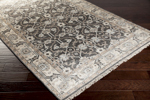 Surya Theodora THO-3000 Black/Ivory/Grey/Light Grey/Sky Blue Area Rug