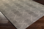 Surya Terrace TRC-1035 Black/Ivory Closeout Area Rug