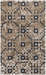 Surya Trail TRL-1081 Black/Brown Closeout Area Rug - Fall 2009