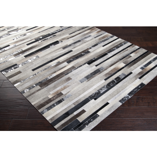 Black And Tan Area Rugs surya trail trl-1120 safari tan/winter white/jet black area rug