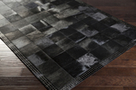 Surya Vegas VGS-3000 Black/Grey Area Rug