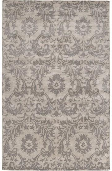 Home U003e Color U003e Grey U003e Surya Vintage VTG 5218 Light Grey/Grey Closeout Area  Rug   Spring 2014