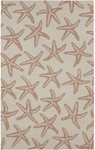 Surya Yacht Club YTC-2000 Antique White/Rose Smoke Closeout Area Rug - Fall 2014