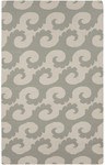 Surya Yacht Club YTC-2012 Slate Grey/Ivory Closeout Area Rug - Fall 2014