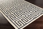 Surya Columbia CBA-113 Beige/Navy Closeout Area Rug - Fall 2015