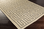 Surya Columbia CBA-114 Beige/Olive Closeout Area Rug - Fall 2015